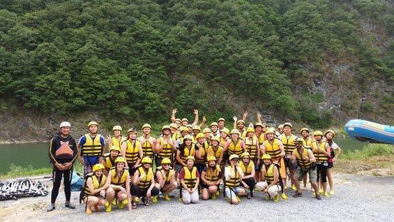 Adventure Caving,Rafting& Country Stay(June 14-15 2014)