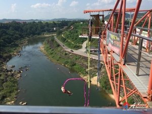 White Water Rafting& Bungee Jumping(23 Sunday August 2015)