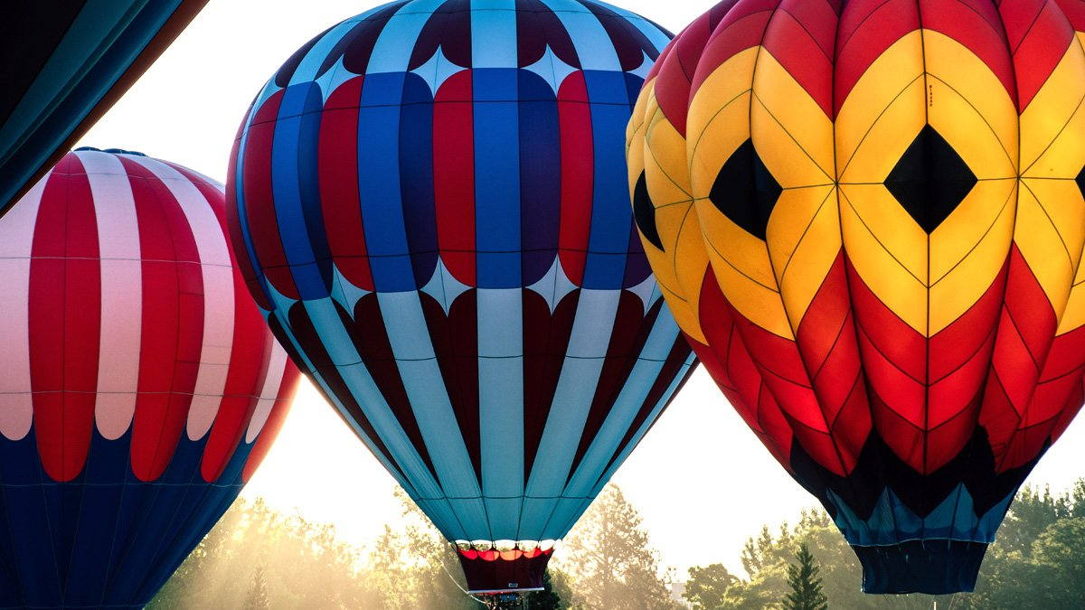 Hot Air Balloon, Pottery&Magkerli(Sat, May 25)