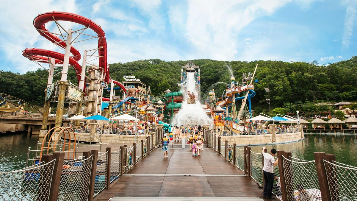 Ocean World Water Park Daily Trip