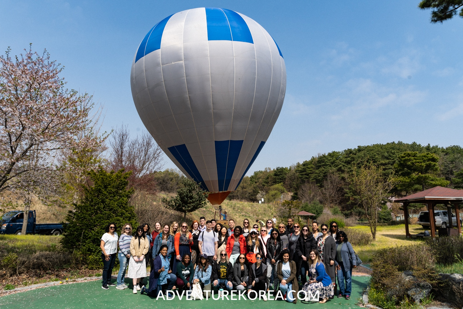 Travel and tour Korea when on a trip with Adventure Korea