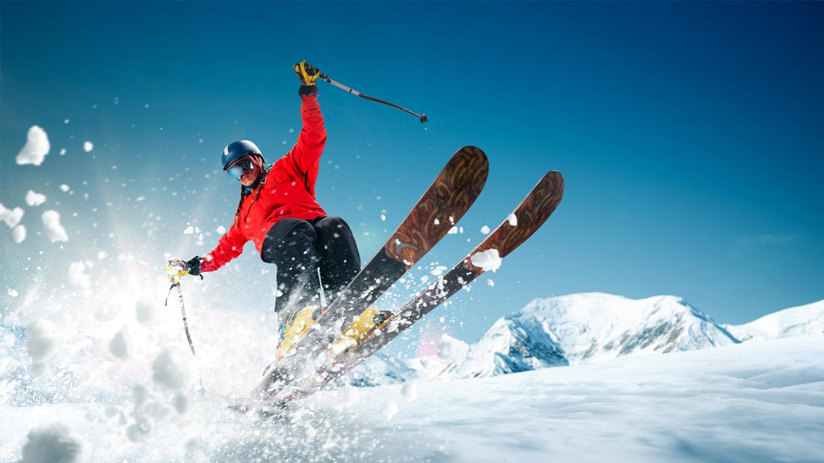 4 Day Skiing, Snowboarding, Ice & Snow Festival Trip