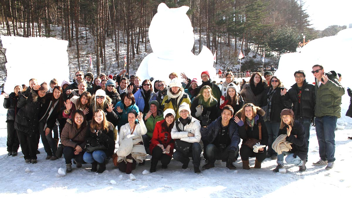Ice & Snow Festival & Caving Trip