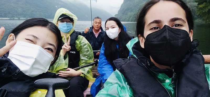A day with Dakgalbi, Legos and Canoeing in Chuncheon